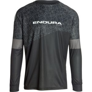 Endura MT500 Long Sleeve Print Jersey - Men's
