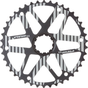e*thirteen components Extended Range Cog