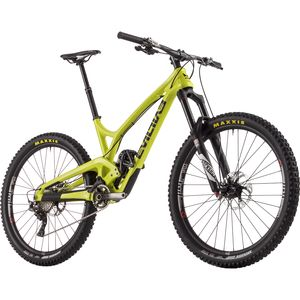 The Insurgent XTR Complete Mountain Bike - 2016