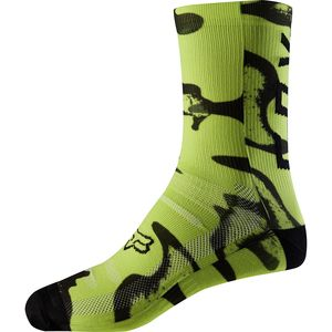Fox Racing Print Trail 8in Sock
