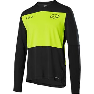 Fox Racing Defend Delta Lunar Long-Sleeve Jersey - Men's