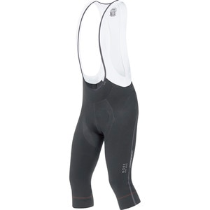 Gore Bike Wear Oxygen Partial Thermo 3/4 Bib Tights - Men's