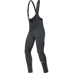Gore Bike Wear Element Windstopper Soft Shell Bib Tights - Without Chamois - Men's
