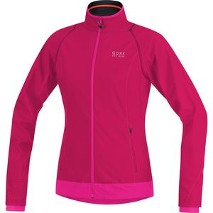 Gore Bike Wear Element Windstopper Active Shell Zip-Off Jacket - Women's