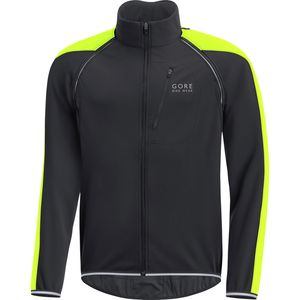 Gore Bike Wear Phantom Plus Gore Windstopper Zip-Off Jacket - Men's