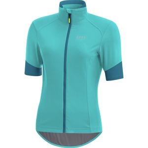 Gore Bike Wear Power Lady Gore Windstopper Short-Sleeve Jersey - Women's