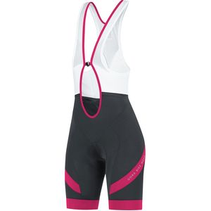 Gore Bike Wear Power Lady Bib Tights Short+ - Women's