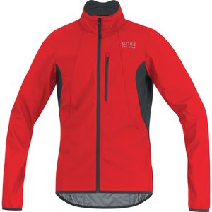 Gore Bike Wear Element Gore Windstopper Active Shell Jacket - Men's