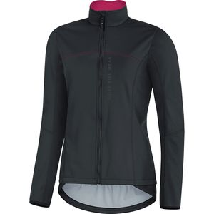 Gore Bike Wear Power Lady Gore Windstopper Softshell Jacket - Women's