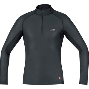 Gore Bike Wear Turtleneck WindStopper Base Layer - Long-Sleeve