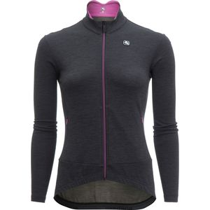 Giordana Sosta Long Sleeve Wool Jersey - Women's