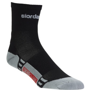 Giordana FormaRed Carbon Mid Cuff Socks