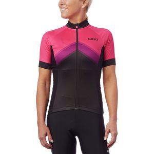 Giro Chrono Sport Sublimated Short-Sleeve Jersey - Women's