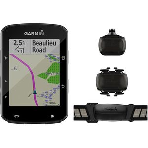Garmin Edge 520 Plus Bike Computer - Sensor Bundle