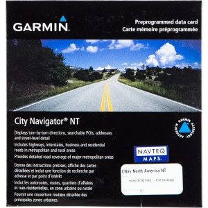 MapSource City Navigator North America NT
