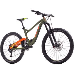 Force Alloy Expert Complete Mountain Bike - 2017