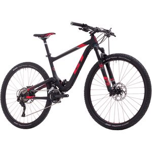 Helion Carbon Expert 9R Complete Mountain Bike - 2017