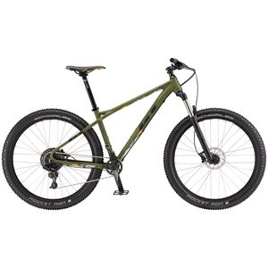 GT Pantera Elite Complete Mountain Bike - 2017