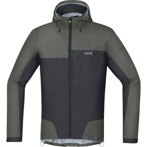 Gore Wear C5 Gore-Tex Active Trail Hooded Jacket - Men's