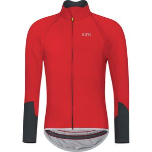 Gore Wear C5 Gore Windstopper Zip-Off Jersey - Men's