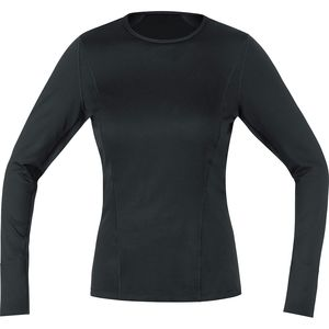 Gore Wear Base Layer Long Sleeve Shirt - Women's