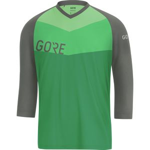 Gore Wear C5 All Mountain 3/4 Jersey - Men's