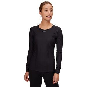 Gore Wear Windstopper Base Layer Thermo Long-Sleeve Shirt - Women's
