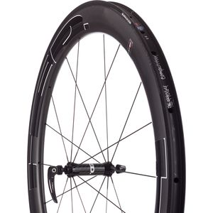 HED Jet 9 Plus Black Carbon Wheelset - Clincher