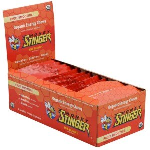 Honey Stinger Organic Energy Chews - LP