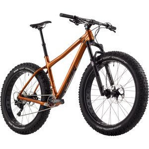 Trans-Fat Complete Fat Bike - 2016