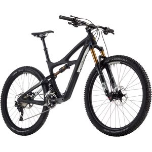 Ibis Mojo 3 Carbon XT 2x Complete Mountain Bike - 2017