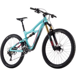 Mojo HD3 Carbon XT 2x Complete Mountain Bike - 2017