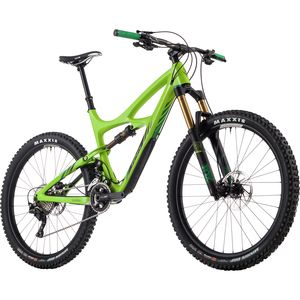 Ibis Mojo HD3 Carbon XT 2x Complete Mountain Bike - 2017