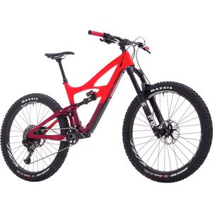 Ibis Mojo HD4 Carbon GX Eagle Werx Complete Mountain Bike - 2018