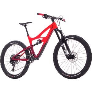 Ibis Mojo HD4 Carbon GX Eagle Complete Mountain Bike