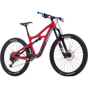 Ibis Mojo 3 Carbon GX Eagle Complete Mountain Bike - 2018