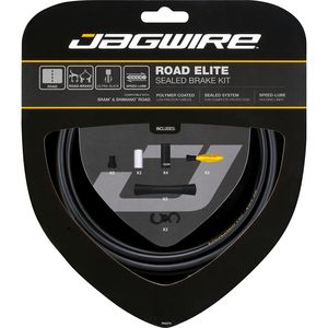 Road Elite Sealed Brake Cable Kit