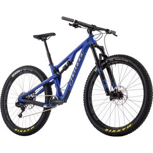Joplin 2.0 Carbon 27.5+ S Complete Mountain Bike - 2017