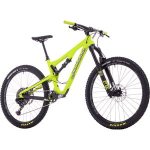 Juliana Roubion 2.1 Carbon S Complete Mountain Bike - 2018