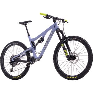 Juliana Roubion 2.0 Carbon GX Eagle Complete Mountain Bike - 2017