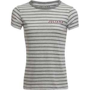 Juliana Stripe Scoopneck Short Sleeve T-Shirt - Women's