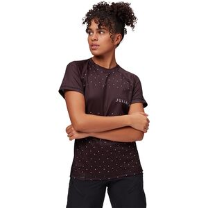 Juliana Dot Trail Short-Sleeve Jersey - Women's