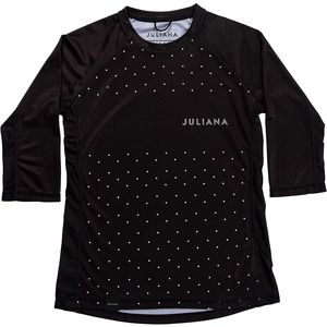 Juliana Dot Enduro 3/4 Sleeve Jersey - Women's