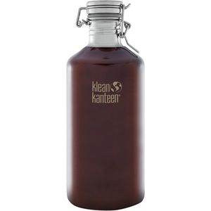 Klean Kanteen Bottle with Swing Lok Cap - 64oz
