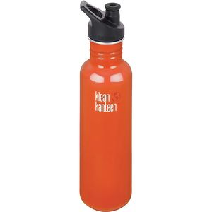 Klean Kanteen 27oz Classic Water Bottle with Loop Cap