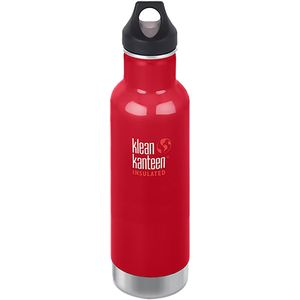 Klean Kanteen Classic Vacuum Insulated Water Bottle - 20oz