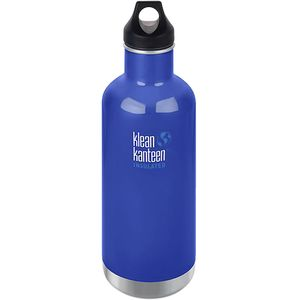 Klean Kanteen Classic Vacuum Insulated Water Bottle - 32oz