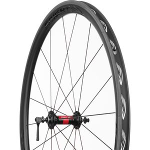 Knight 35 Carbon Fibre/DT Swiss 240S Road Wheelset - Clincher