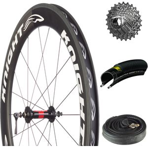 65 Carbon Fibre/DT Swiss 240S Ready-to-Ride Wheelset