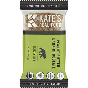 Kate's Real Food Grizzly Bars - 12-Pack